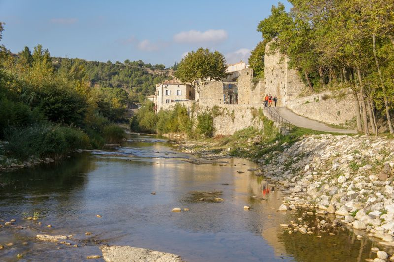 Lagrasse Stream - Barge Cruise in France