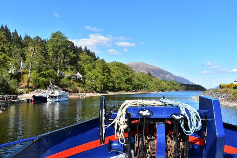 Scottish Highlander Views