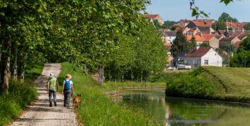 The Burgundy Canal