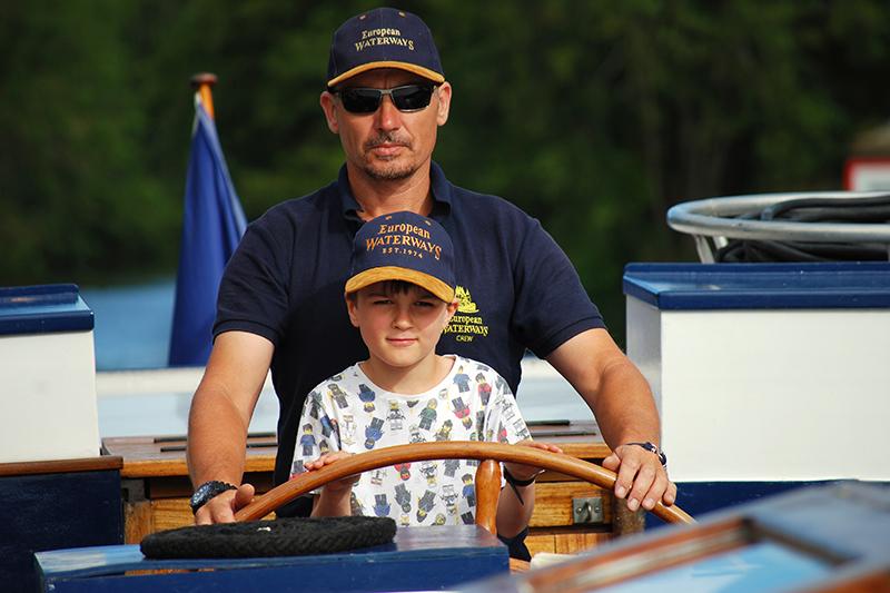 Family Cruises with European Waterways
