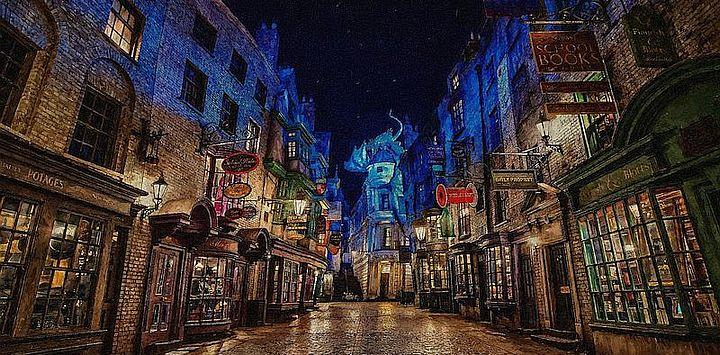 Harry Potter Studio 720