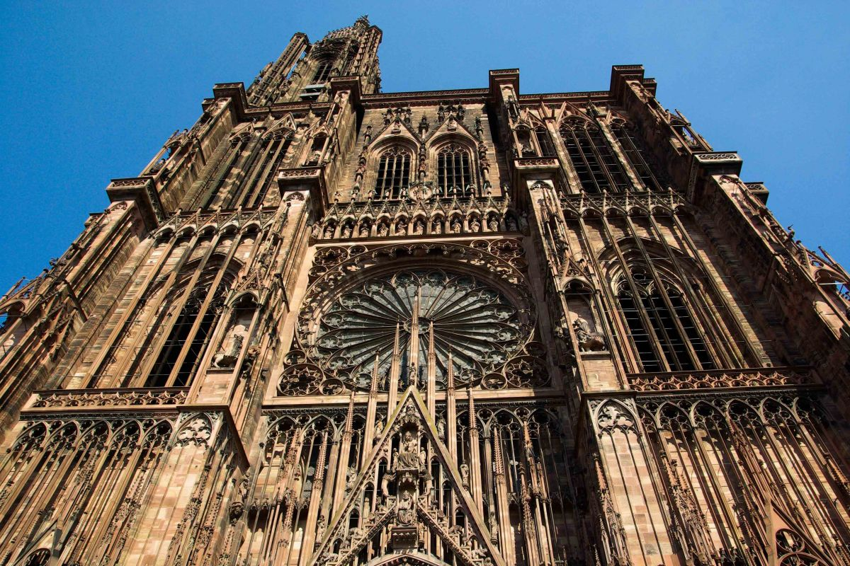 Strasbourg, located in the Alsace and Lorraine region of France is a UNESCO World Heritage site.