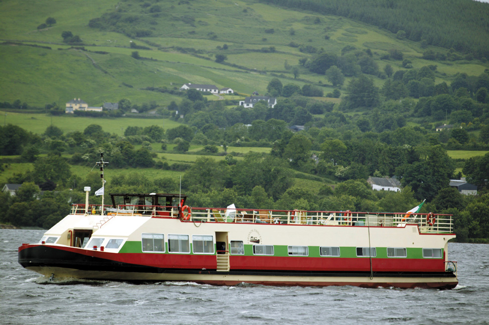 Shannon Princess on Lough Derg