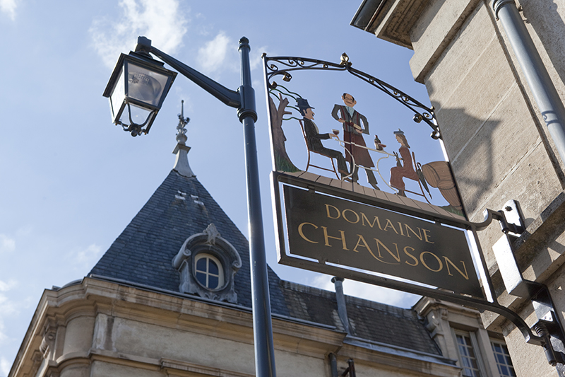 Visit Domain Chanson's UNESCO-listed vineyards before a tour of Chez Chanson on a L'Impressioniste luxury barge cruise