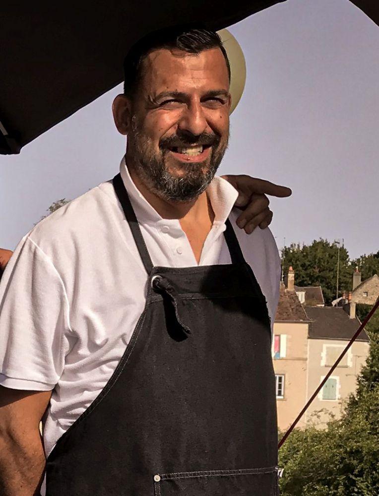 European Waterways' master chefs prepare world-class cuisine. Meet Chef Robert from luxury hotel barge Spirit of Scotland