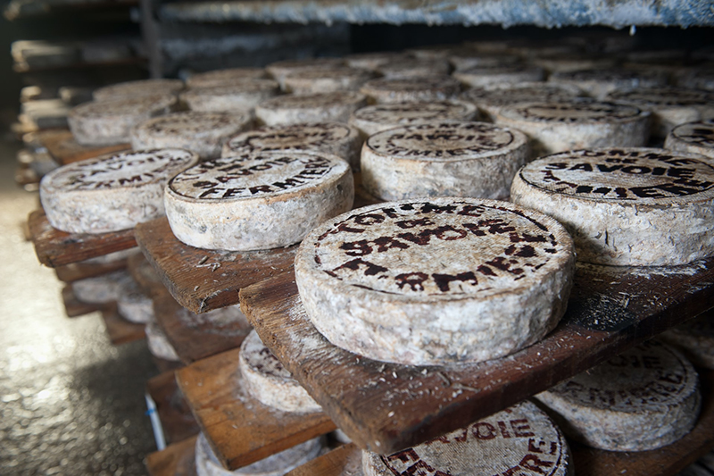 French comte cheese is a favourite ingredient that can be used to make a cheese souffle