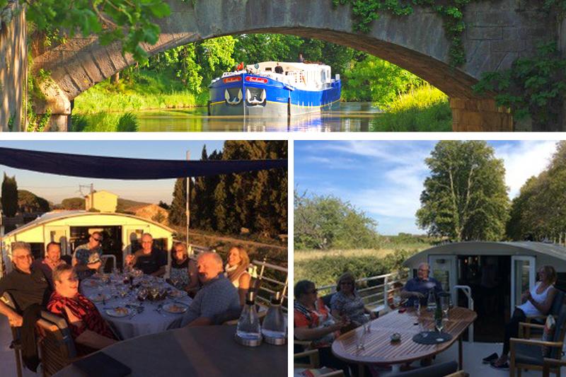 Ian G shares his photos of his 2015 cruise aboard Enchante along the Canal du Midi