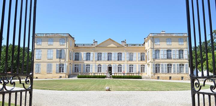 Chateau de La Motte Gate & Facade