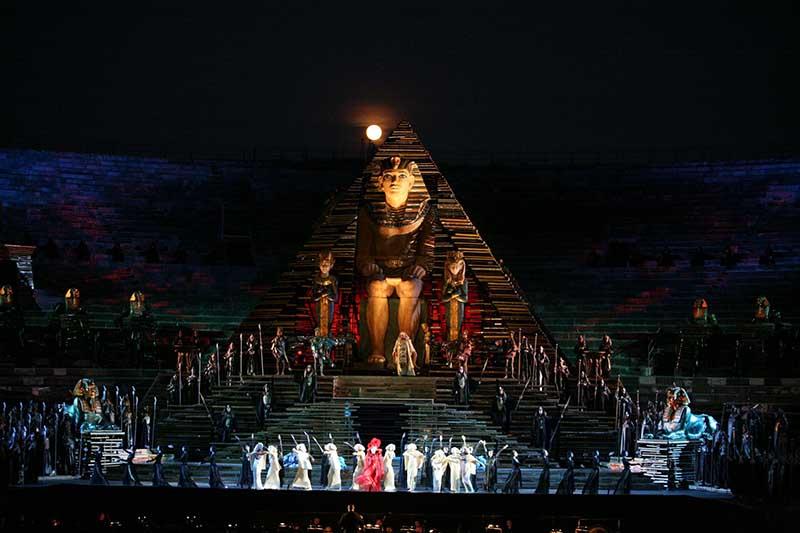 Opera Cruises aboard La Bella Vita