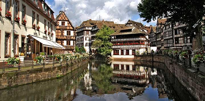 Alsace - La Petite France - From Pixabay
