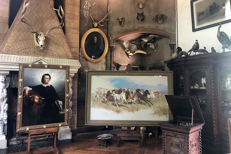 The Home of Rosa Bonheur