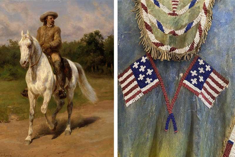 Buffalo Bill painting by Rosa Bonheur
