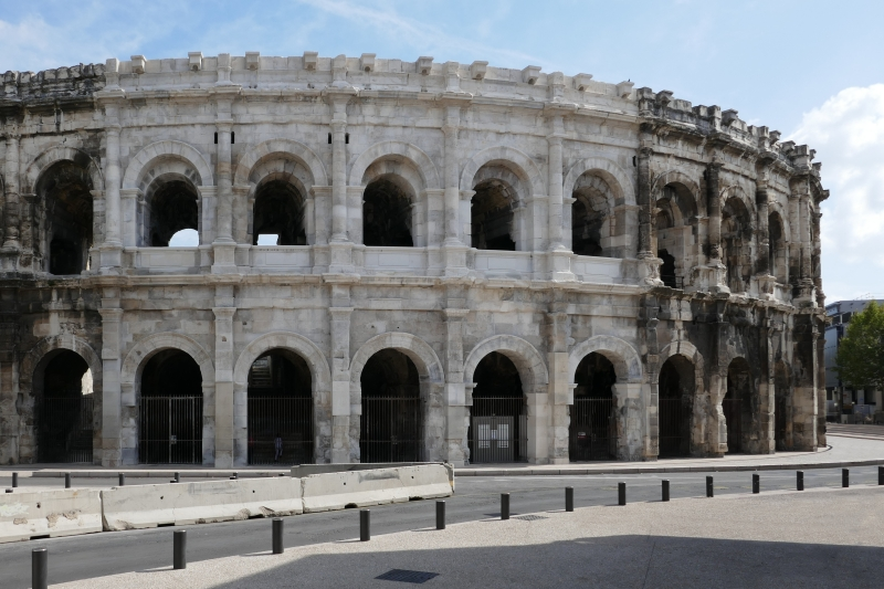 Arles is home to many treasures left by its Roman conquerors
