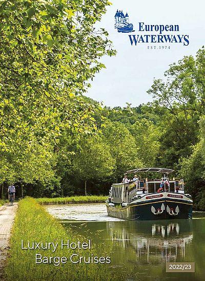 European Waterways 2022/23chure Cover