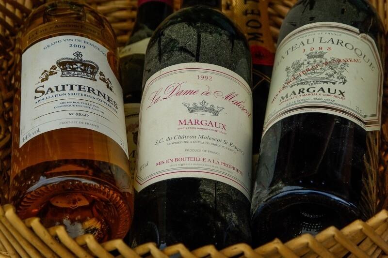 Bordeaux Wine Guide - Sauternes