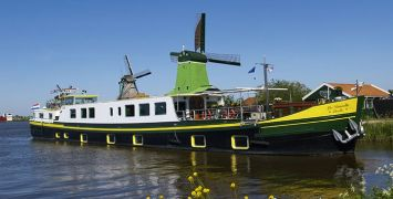 La Nouvelle Etoile - Cruising in Holland - feat-min